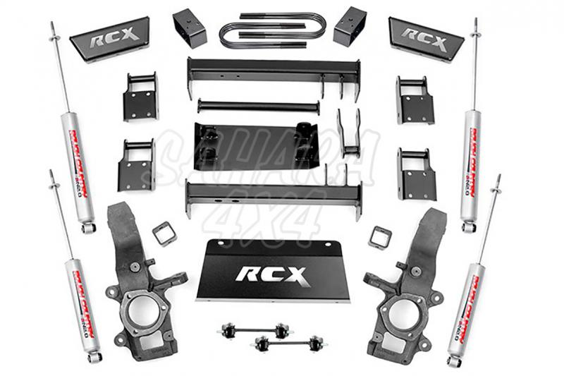 Kit de elevacion +12.7 cm Rough Country Ford F150 4WD 97-03 - Ford F150 4WD 97-03