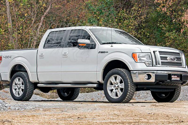 Kit de elevacion +6.35 cm Rough Country- Ford F150 4WD 09-13 - Ford F150 4WD 09-13