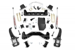 Kit de elevacion +15.24 cm Rough Country- Ford F150 4WD 04-08 - Ford F150 4WD 04-08