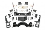 Kit de elevacion +15.24 cm Rough Country- Ford F150 4WD 09-10 - Ford F150 4WD 09-10