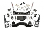 Kit de elevacion +10.16 cm Rough Country- Ford F150 4WD 09-10 - Ford F150 4WD 09-10