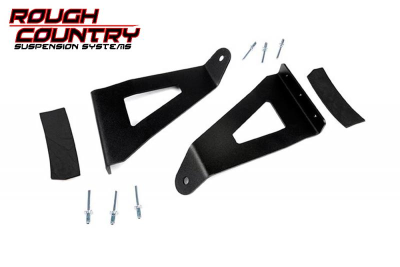 Soportes para barra curvada Rough Country - Ford F150 04-14 - Rough Country