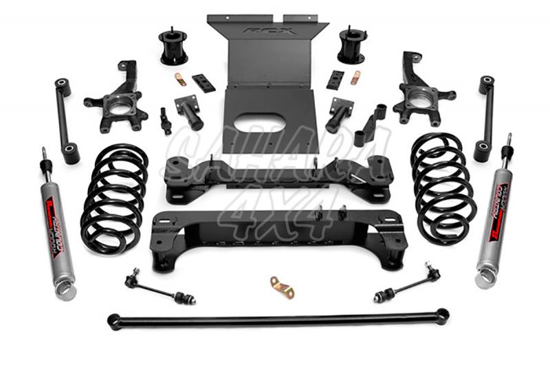 Kit elevacion +15.24 cm Rough Country - Toyota FJ Cruiser -