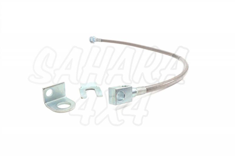Latiguillos de freno trasero +5cm hasta 16.5 cm Rough Country - Unidad