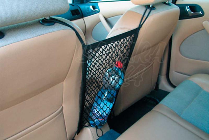 Red para asientos delanteros separadora de carga