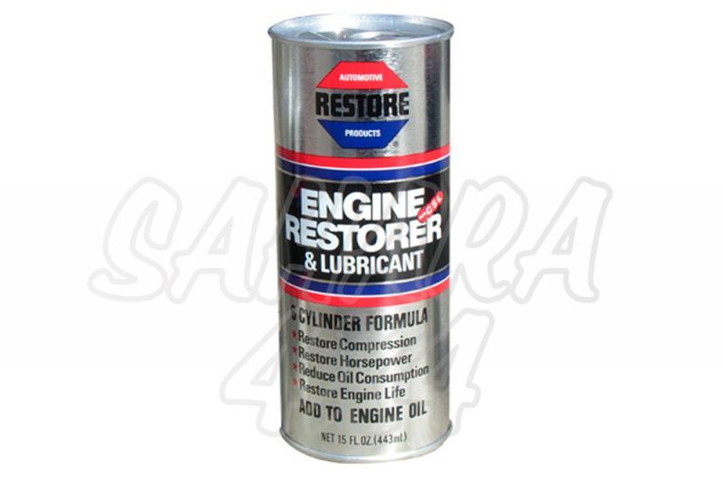 Reconstituyente de motor - Tratamiento reconstituyente de motor GASOLINA & DIESEL