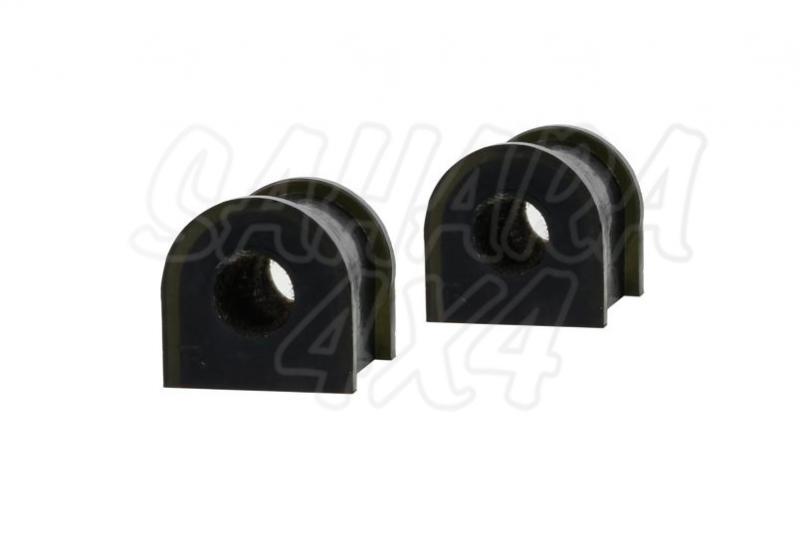Nº17 Casquillos Poliurethano Nolathane estabilizadora trasera KZJ90/95