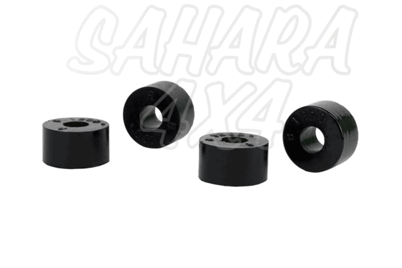 Nº06 Casquillos Poliurethano Nolathane Links estabilizadora delantera - Kit de 4 Casquillos.