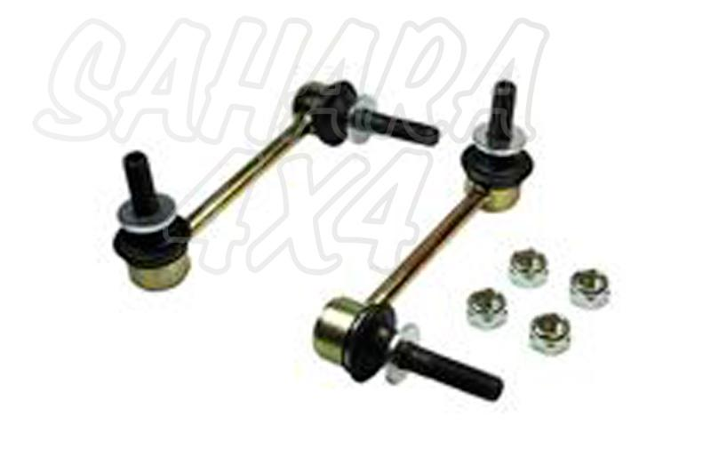 Nº06 Links de estabilizadora delantera Nolathane Toyota Land Cruiser KDJ120/125 - Kit de 2 links