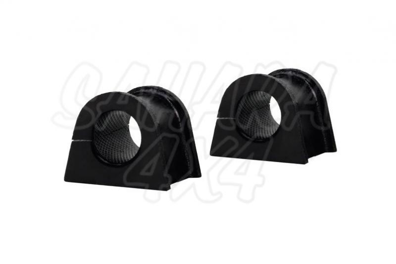 Nº17 Casquillos Poliurethano Nolathane Estabilizadora trasera - Kit de 2 casquillos.