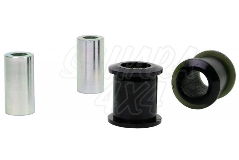 Nº14&15 Nolathane rear Panhard rod - bushing Land Cruiser HDJ 200