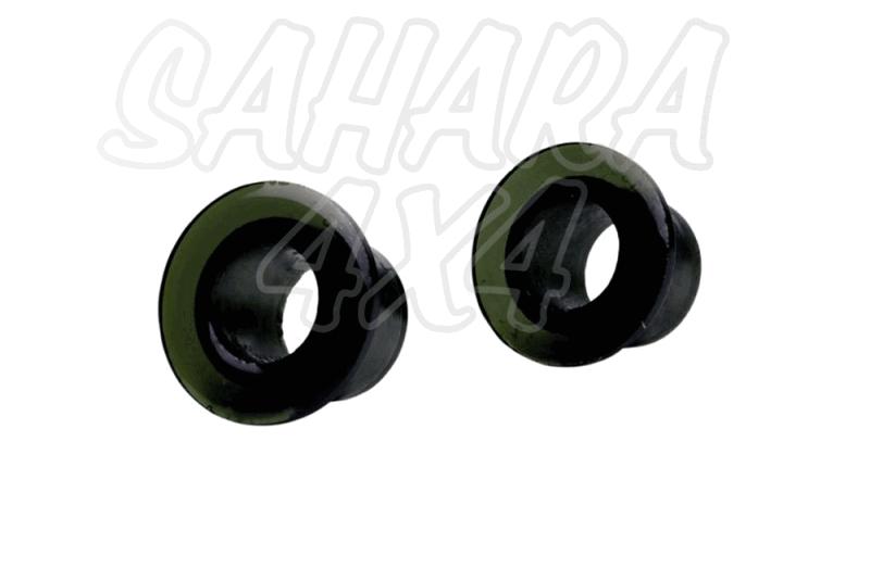 Casquillos Poliurethano Nolathane Caja de Direccion Hasta 91 , 22mm - Kit de 2 Casquillos.