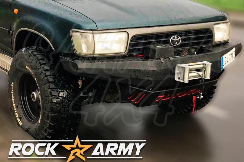 Paragolpes delantero con base para cabrestante para Toyota 4Runner