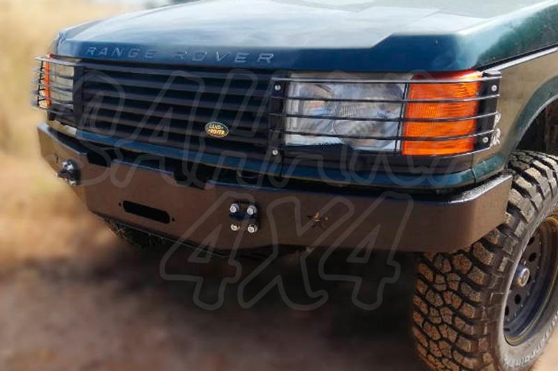 Paragolpes delantero con base para cabrestante para Range Rover P38