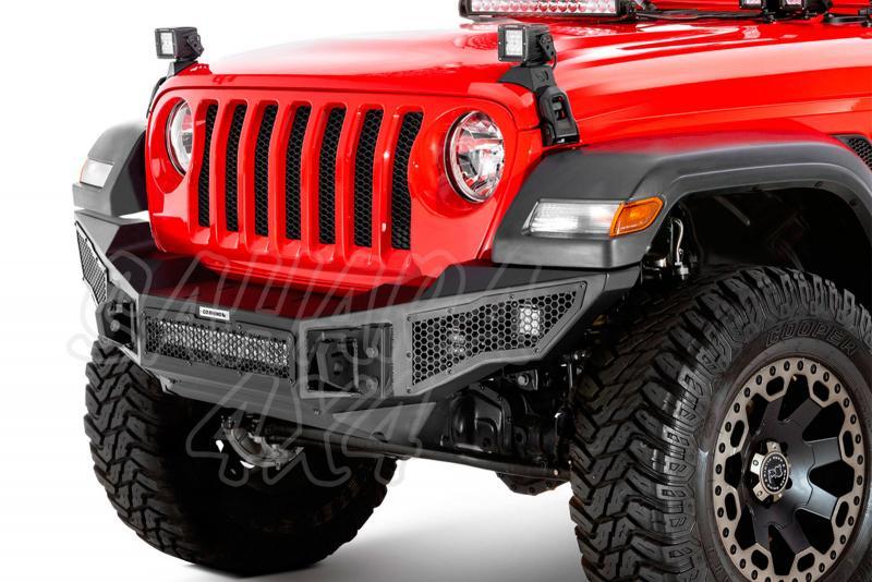Paragolpes delantero RockLine GO Rhino para Jeep Wrangler JL