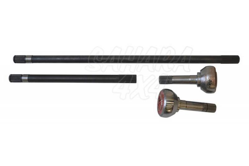 Kit palieres y homocineticas reforzadas Suzuki Jimny  - Eje delantero