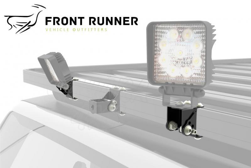 Soporte Faro Front Runner (1 unidad) - Valido para Bacas Front Runner.