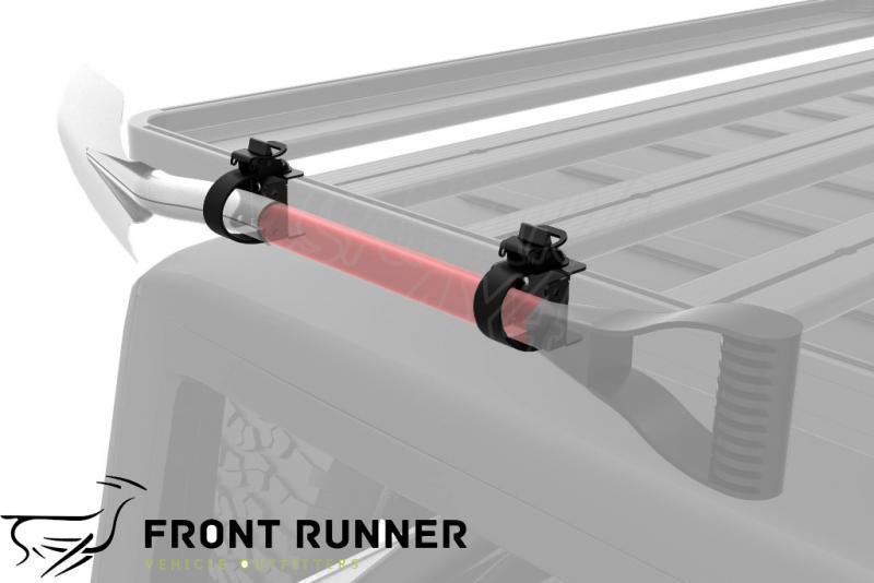 Soporte pala Front Runner - Valido para Bacas Front Runner