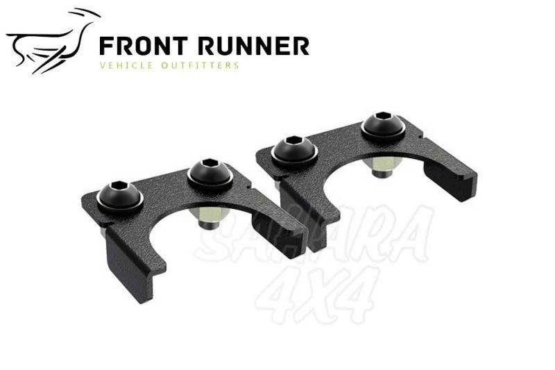 Soportes para Escalera Telescopica Front Runner - Valido para Bacas Front Runner