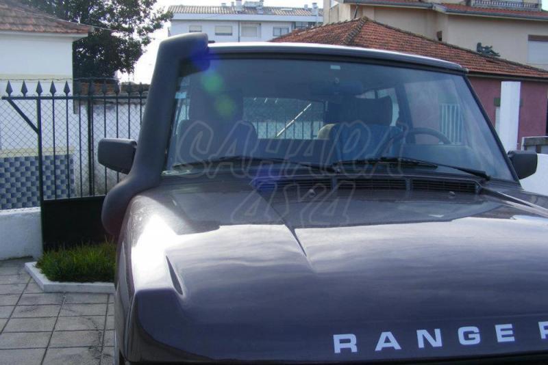 Snorkel Temko new style para Range Rover classic - Nuevos snorkels de fibra de vidrio, nuevo estilo + aerodinamico.