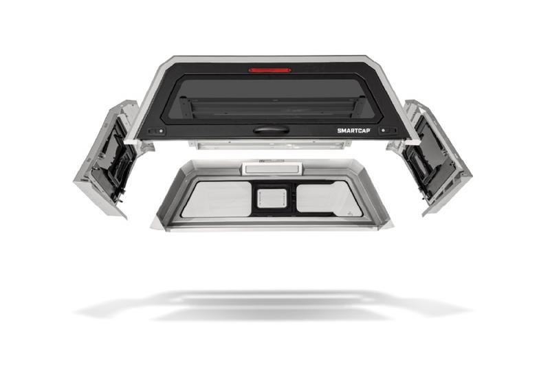 Smartcap EVOc Commercial - Jeep Gladiator