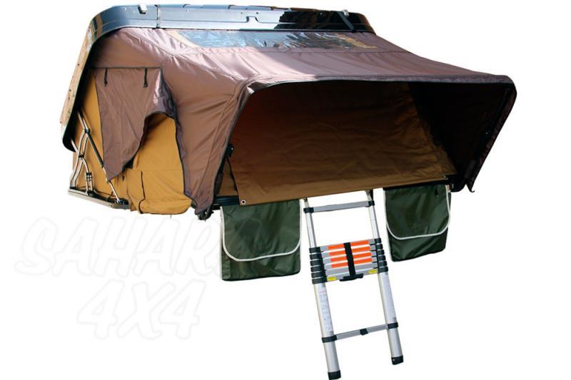 Tienda de techo fibra 190 cms