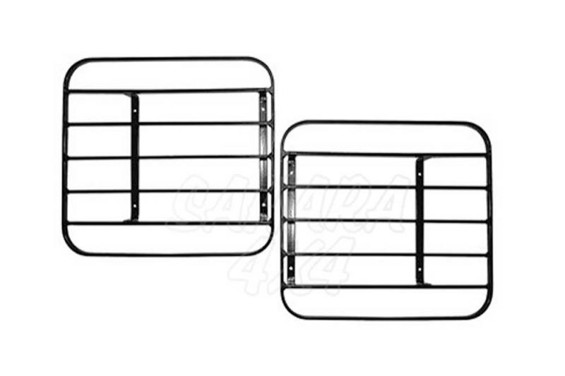 Protectores de faros delanteros Land Rover Defender - Defender - up to 2A622423