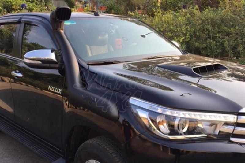 Snorkel Airflow Toyota Hilux Revo 2015- - Snorkel Airflow, Made in Australia.