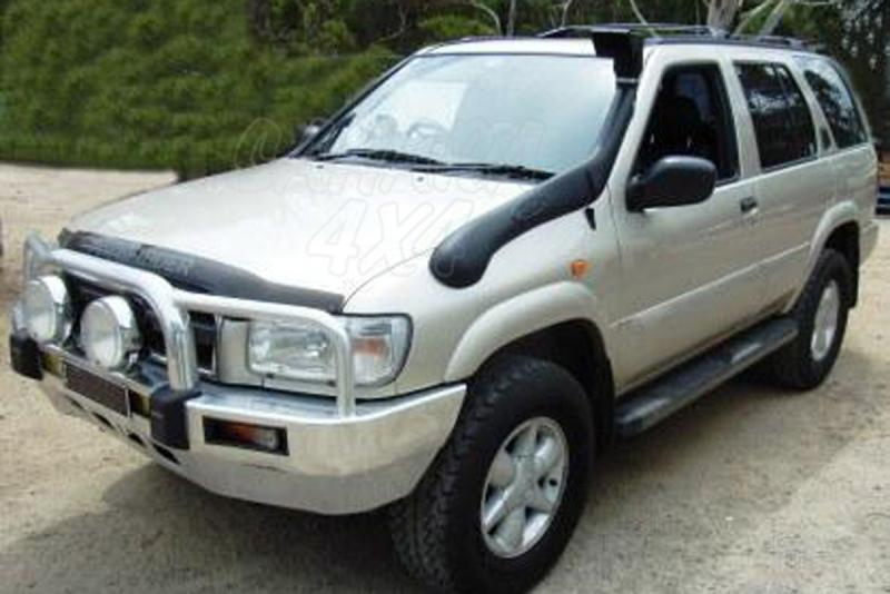 Snorkel Airflow Nissan Pathfinder R50 -2005 - Snorkel Airflow, Made in Australia.