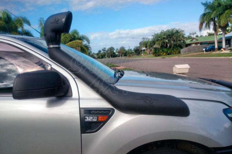 Snorkel Airflow Ford Ranger T6 PX  - Snorkel Airflow, Made in Australia.