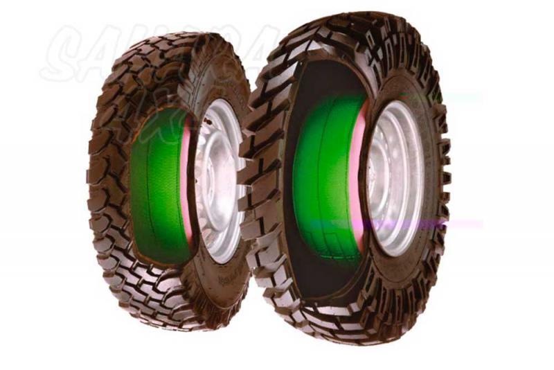 Kit de Second Air Beadlock , evita el desllantamiento a bajas presiones - Kit para 1 ruedas