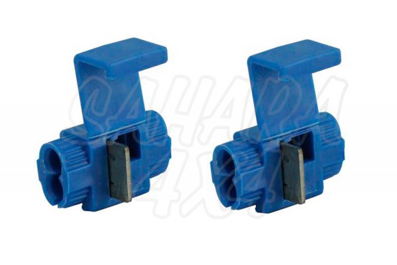 Conectores Rapidos Automaticos - 2 Unidades en cada pack