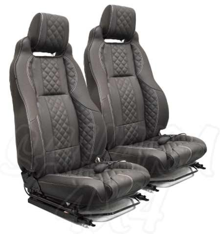 Front seats Elite Seat Mk2 (2 units) for Land Rover Defender