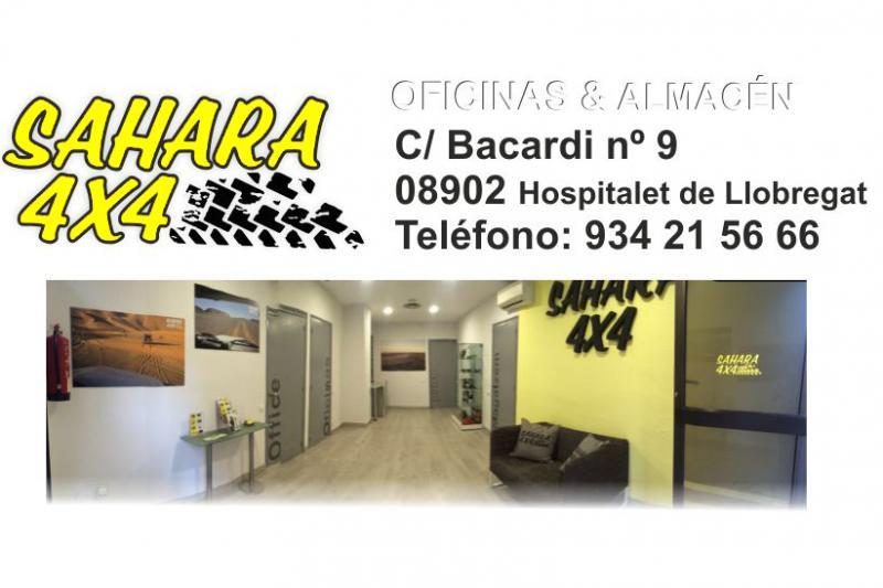 Sahara 4x4 Hospitalet de llobregat - Sahara 4x4 L´HOSPITALET DE LLOBREGAT