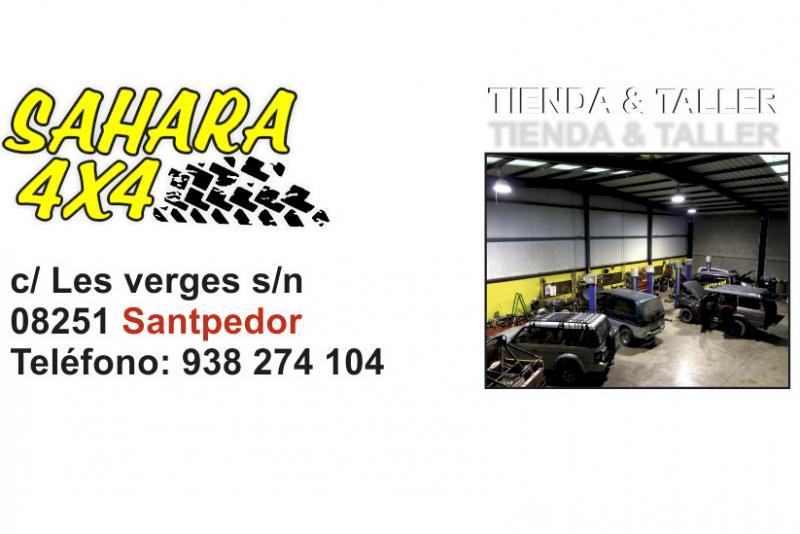 Sahara 4x4 Manresa - Sahara 4x4 MANRESA