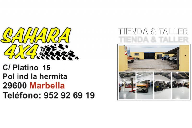 Sahara 4x4 Marbella - Sahara 4x4 MARBELLA