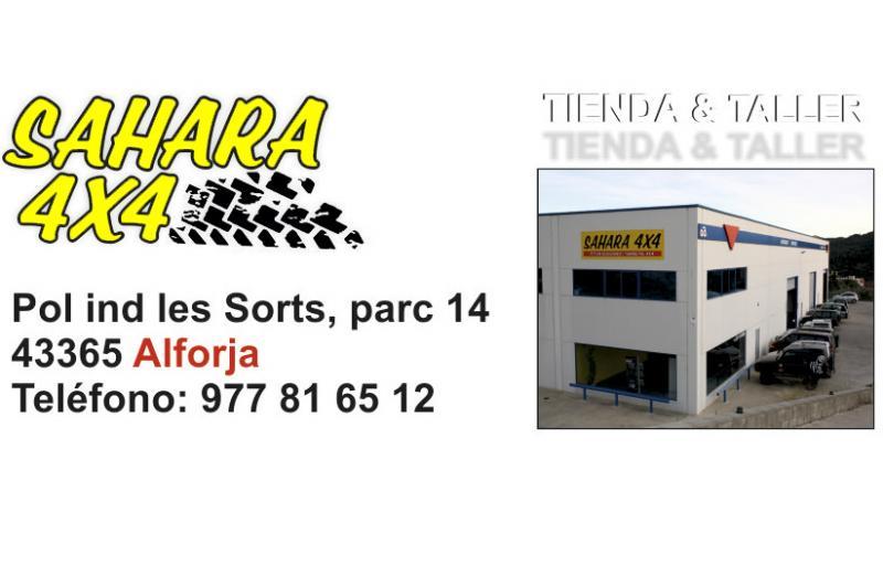 Sahara 4x4 Tarragona - Sahara 4x4 TARRAGONA