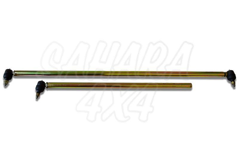 Barras de direccion reforzadas para Land Rover Defender - Selecciona las barras que quieras comprar: