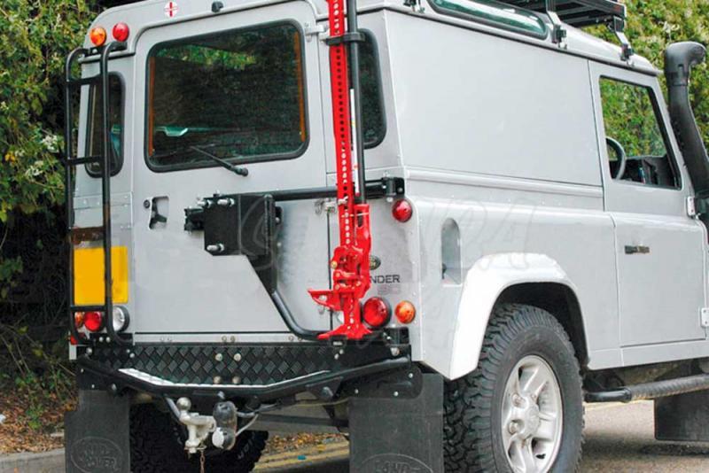 Soporte de Rueda trasero con soporte Hi-Lift Defender  - Seleccione el año del vehiculo