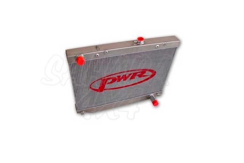 Radiador de Agua PWR tipo africano  - HDJ 100 manual o automatico y HZJ105