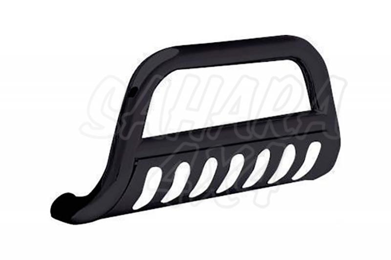 Defensa delantera negra Smittybilt - Dodge RAM - Defensa no homologada