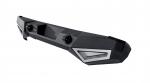 Paragolpes trasero SMITTYBILT M1 - Dodge RAM 10-13 - Dodge RAM 1500, 2500, 3500 10-13