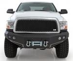 Rejilla delantera negra SMITTYBILT - Dodge RAM 13-15 -