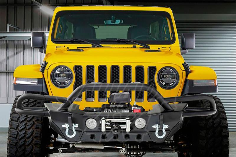 Paragolpes delantero SRC GEN 2 Smittybilt para Jeep Wrangler JL