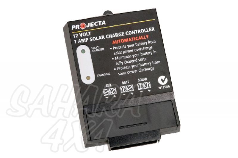 Controlador Solar 12 v 5 Amp - Controlador solar de 12 v