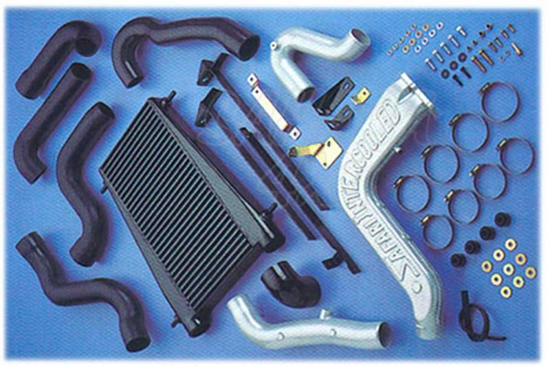 Safari Intercooler System - HDJ 80 12v o 24v - Kit completo frontal