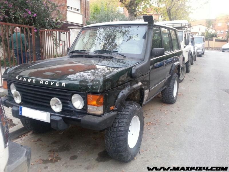 Snorkel Land Rover Range Rover , Adaptacion  - Snorkel de buena calidad.