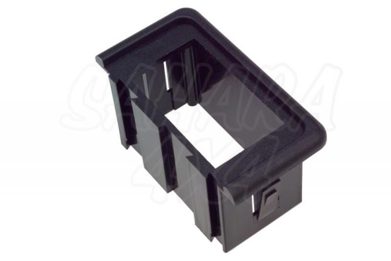 Soporte ampliable para Interruptor tipo ARB - Soporte ampliable para botón tipo ARB