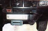 Soporte de Cabrestante Nissan Patrol 160/260 - Disponible: Soporte Oculto (Patrol 160/260) y Soporte Visto que alarga parachoques (solo Patrol 260).