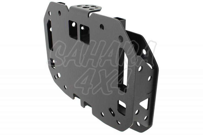 Recolocador rueda de repuesto Rockline Go Rhino para Jeep Wrangler JL -
